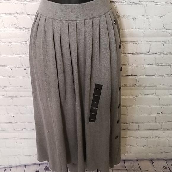 NWT Banana Republic knit pleated skirt